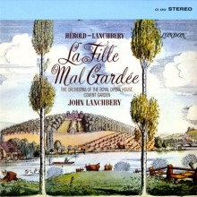 Herold-Lanchbery - La Fille Mal Gardee Numbered (180g 45RPM 2LP)