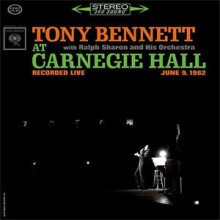 Tony Bennett - Tony Bennett At Carnegie Hall (200g 2LP)