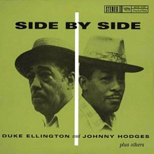 Duke Ellington & Johnny Hodges - Side By Side (45rpm 200g 2LP)