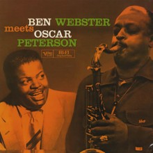 Ben Webster / Oscar Peterson - Ben Webster Meets Oscar Peterson (Hybrid SACD)