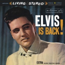 Elvis Presley - Elvis Is Back! (Hybrid SACD)