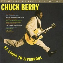 Chuck Berry - Berry Is On Top / St. Louis To Liverpool (MFSL) (24 KT Gold CD)