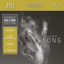 Various Artists - Reference Sound Edition: Great Men Of Song (HQCD)