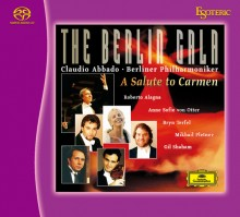 Various Artists - The Berlin Gala A Salute To Carmen (Esoteric SACD Hybrid) 2014