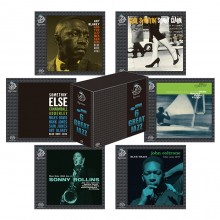 Blue Note 6 GREAT JAZZ - JAPAN ESOTERIC (6 SACD/CD Hybrid)