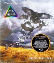 David Gilmour - Rattle That Lock [DELUX EDITION] (Blu-Ray+CD) 2015