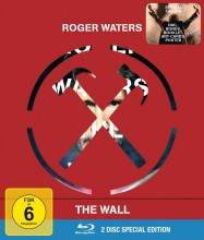 Roger Waters - The Wall (Special Edition) (2 Blu-ray) 2015