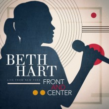Beth Hart - Front And Center: Live From New York (CD+DVD) 2018