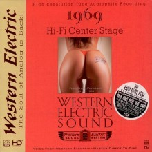 Various Artists - Western Electric Sound—Hi-Fi Center Stage (HD-Mastering CD)