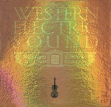 Various Artists - Western Electric Sound—The Soul of Stradivari (HD-Mastering CD)