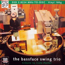 Bassface Swing Trio - A Tribute To Cole Porter (180g Vinyl DMM-LP)