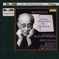 "Beethoven - Piano Concerto No.5 ""Emperor"" (UltraHD 32bit CD)"