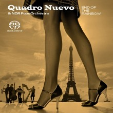 Quadro Nuevo - End Of The Rainbow (Hybrid SACD-DSD)