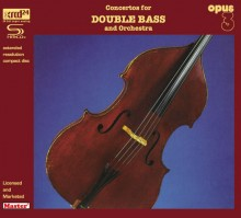 Opus 3 - Concertos for Double Bass and Orchestra (SHM-XRCD24)