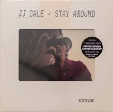 J.J. Cale - Stay Around (180g 2LP+CD) 2019