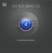 Various Artists - STS Test Demo CD 4 (Audiophile CD)