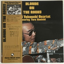 Shoji Yokouchi Quartet: Blonde on The Rocks