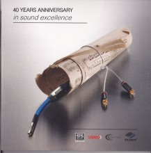 Various Artists - STS Digital: 40 Years Anniversary In Sound Execellence (Audiophile CD) 2020