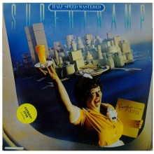 Supertramp - Breakfast In America (Half-Speed Mastered) (Vinyl LP) 1980 used
