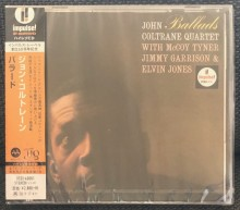 The John Coltrane Quartet – Ballads (MQA x UHQCD)