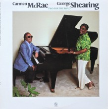 Carmen McRae - George Shearing – Two For The Road