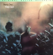 Steely Dan - Katy Lied (Vinyl LP) (MFSL) 1978 used