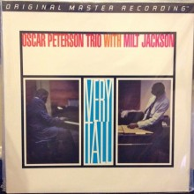 Oscar Peterson Trio with Milt Jackson - Very Tall (MFSL ANADISQ 200) (200g LP)