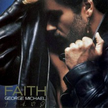 George Michael - Faith (1st US Press LP) 1987 used