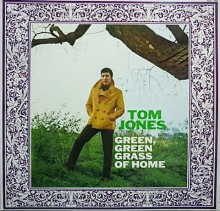 Tom Jones - Green, Green Grass Of Home (Japan Vinyl LP) 1971 used