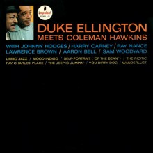 Duke Ellington - Duke Ellington Meets Coleman Hawkins (45rpm 180g 2LP)