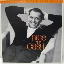 Frank Sinatra - Nice 'N' Easy (MFSL Original Master Recording Vinyl LP) Factory Sealed