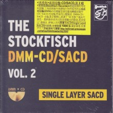 Various Artists - The Stockfisch DMM-CD / SACD Vol.2 (Single Layer SACD)