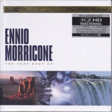 Ennio Morricone - The Very Best of (Japan K2HD CD) 2016