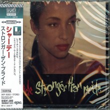 Sade - Stronger Than Pride (Japan Blu-Spec CD2) 2013