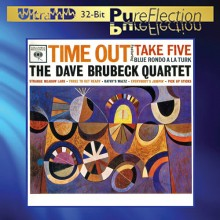 The Dave Brubeck Quartet - Time Out (UltraHD 32Bit PureFlection CD)