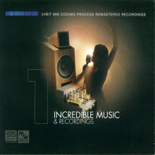 STS Digital - Incredible Music and Recordings vol.1 (Audiophile 24bit CD)