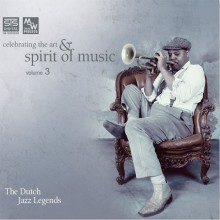 STS Digital - Art and Spirit of Music Vol. 3. 'Dutch Jazz Legends' (Audiophile CD)