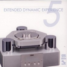 Various Artists - STS Digital: Extended Dynamic Experience Vol.5 (24bit CD) 2017