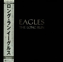 The Eagles - The Long Run (Japan vinyl LP) 1979 used