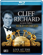 Cliff Richard - Bold As Brass: Live at the Royal Albert Hall (Blu-ray)