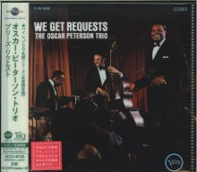 Oscar Peterson - We Get Requests (MQA-UHQCD)