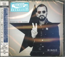 Ringo Starr - What's My Name (SHM-CD) 2019