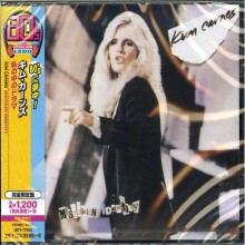Kim Carnes - Mistaken Identity (Japan CD) 2015