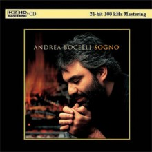 Andrea Bocelli - Sogno (Japan K2HD CD)