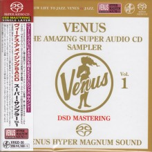 Various Artists - Venus Amazing SACD Sampler Vol.1 (Japan Single-Layer SACD)