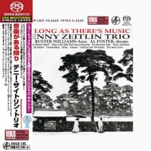 Denny Zeitlin Trio - As Long As There's Music (Japan Single-Layer SACD)