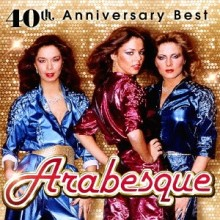 Arabesque - 40th Anniversary Best (Japan CD) 2017