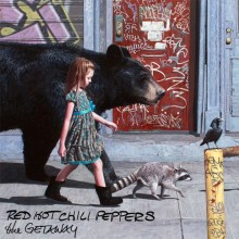 Red Hot Chili Peppers - The Getaway (140g 2LP) 2016