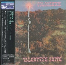 Colosseum - Valentyne Suite (Japan Mini LP Blu-Spec CD)