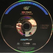 Dire Straits - Love Over Gold (MFSL Hybrid-SACD)